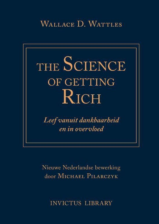 The Science of Getting Rich boek cover