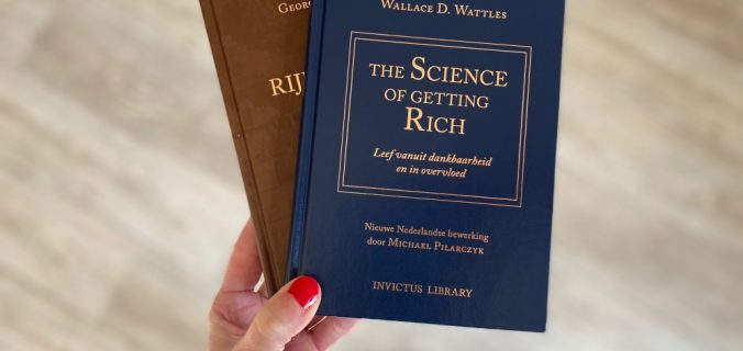 Boeken: The science of getting rich en De rijkste man van Babylon